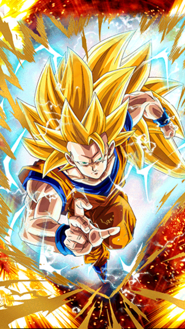 Goku Ssj3 Dragon B S Dragon Ball Goku Dragon Ball Z