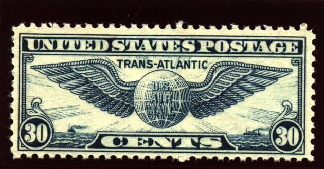 Air Mail Postage Stamps | Airmail Stamp Museum: Airmail Stamps Their Images and Symbolism
