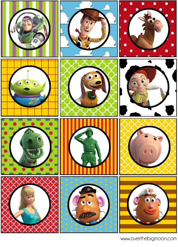 pin by crafty annabelle on toy story printables in 2019