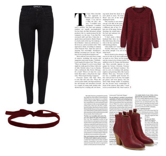 """Bez naslova #278"" by minelafashion on Polyvore featuring moda i JustFab"