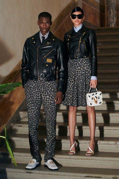Photo of Versace Pre-Fall 2020 Fashion Show