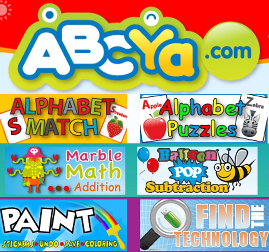Educational Kids Computer Games And Activities For