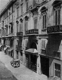 Hotel Dogana Vecchia nel #Torino, Piemonte Foto Storica ...