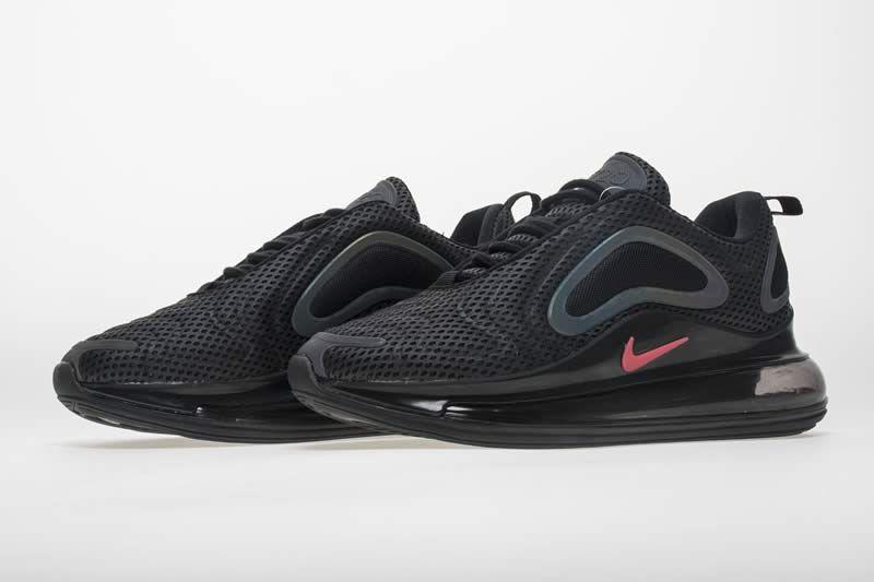 4800bcb7d49 nike air max 720 black colorful men womens sneakers cheap sale ...