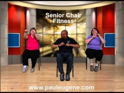 latin  zumba inspired chair exercise fitness workout 1