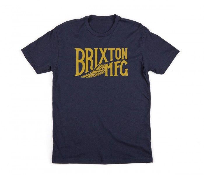 Girder - Tees - Men's - Shop   BRIXTON Apparel, Headwear, & Accessories