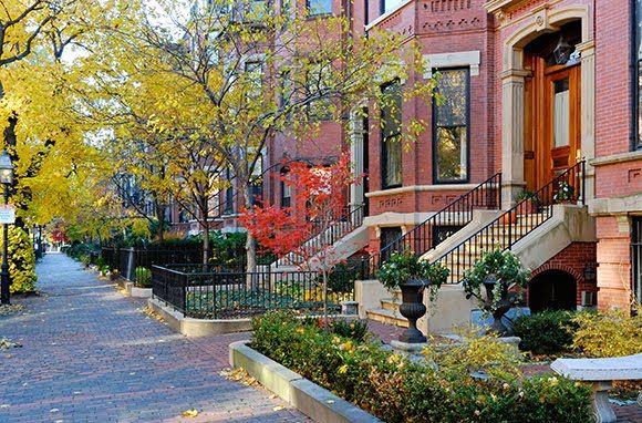Boston's Beacon Hill // www.collegecaffeinated.com