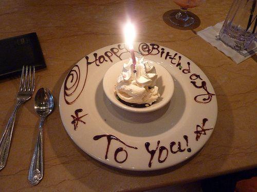 Celebrating my birthday Cheesecake Factory 2015 Pinterest