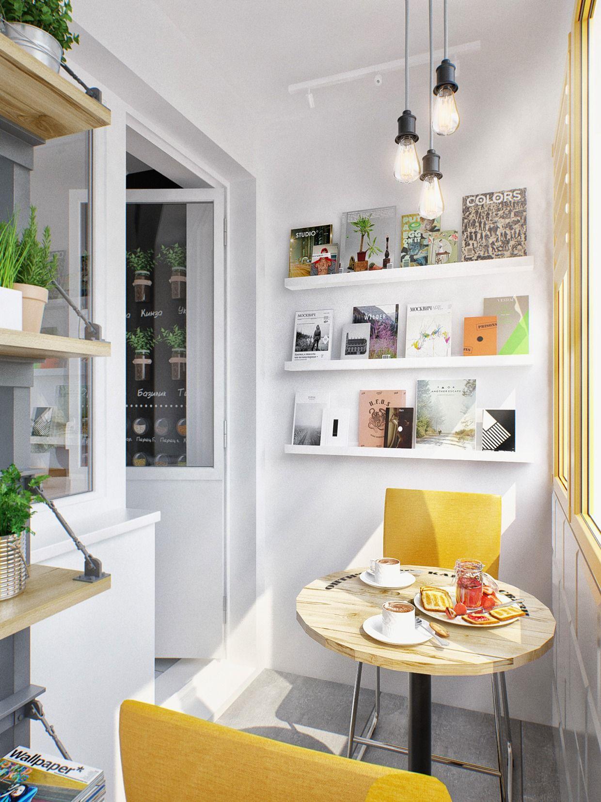 2 Simple Super Beautiful Studio Apartment Concepts