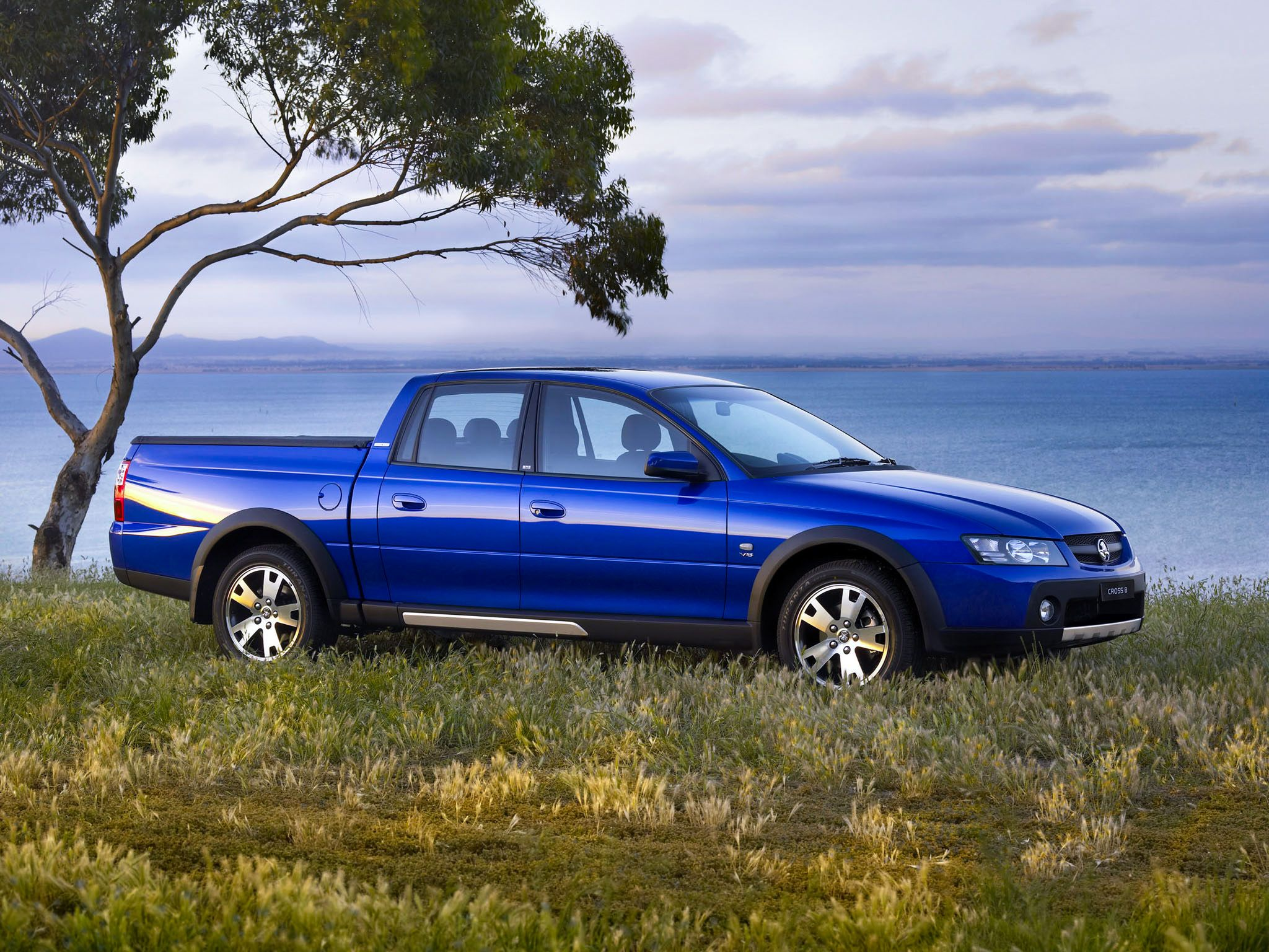 Holden VZ Crewman Cross 8 Ute. & Holden VZ Crewman Cross 8 Ute. | Holden Special Vehicles (HSV ...