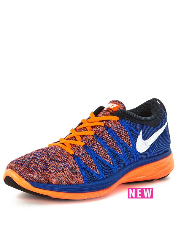 reputable site 3289b a9d10 Nike Flyknit Lunar 2 Trainers   very.co.uk