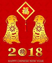 Chinese New Year 2018 Dog Lucky Color To Wear Gem
