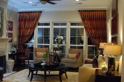 living room window idea from houzz com patel residence living room rh br pinterest com