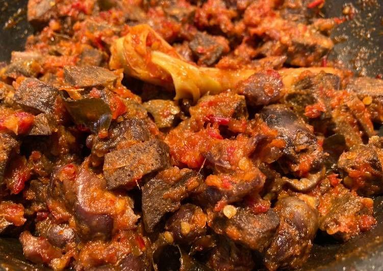 Recipe Yummy Sambal Ati Sapi Spesial Hut 75 Tahun Ri Pedas Bikin Kangen Indonesia Resep Masakan Resep Makanan Resep