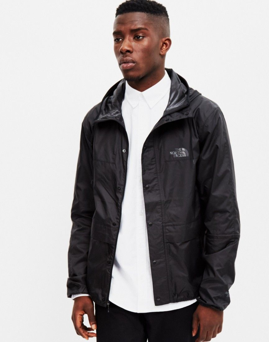The North Face Black Label 1985 Mountain Jacket Black