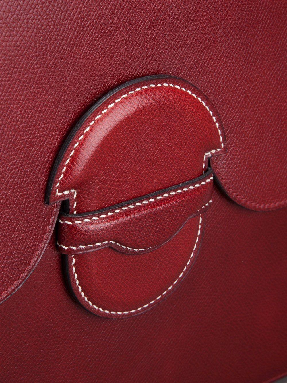 Hermès Vintage porte-documents en cuir | Bag | Pinterest | Polo club ...