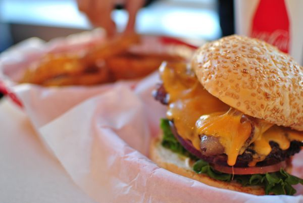 Pearls Phat Burgers ~ Mill Valley, CA