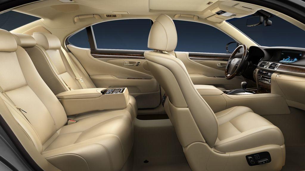 ls430 interior trim