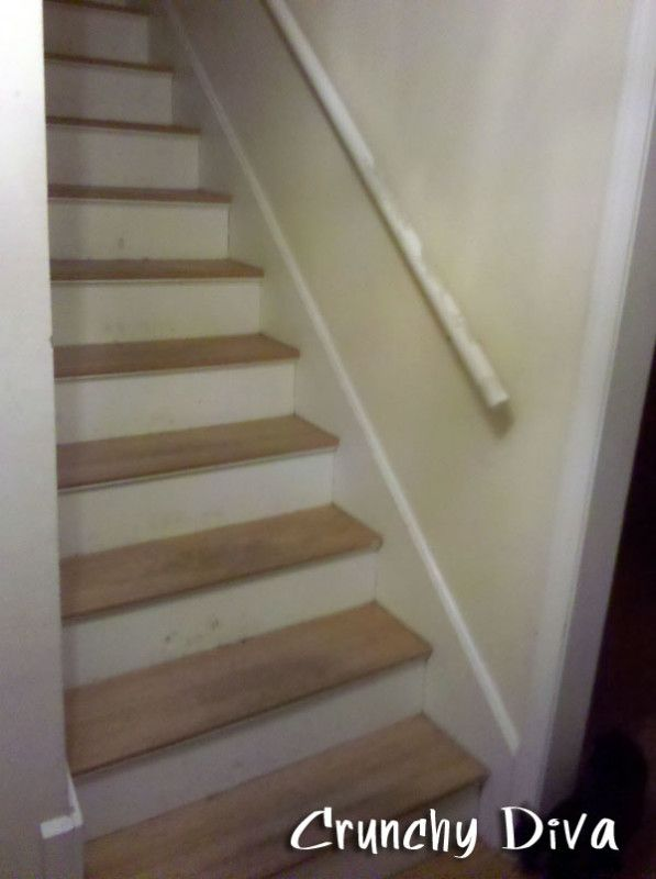 Best Stairs Before Renovation Cape Cod Style House Finish For 400 x 300
