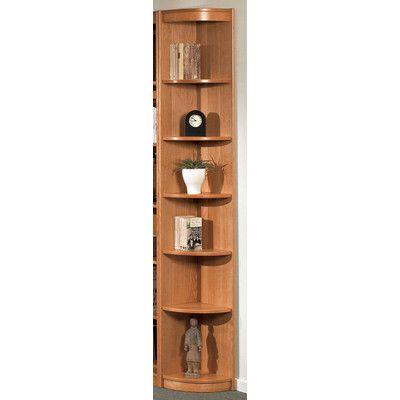 Oak wood 5teir bookselves | Free Shipping &