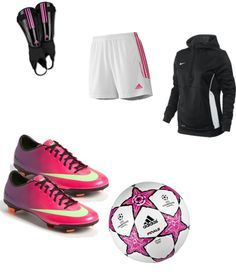 9a70d415c4b soccer outfits for girls - Google Search   Cute Soccer Outfits ...