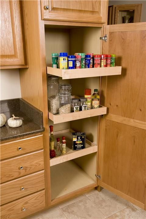 rollout pantry shelves got to have this in my kitchen too rh za pinterest com