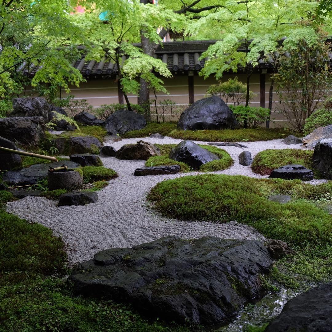 65 Philosophic Zen Garden Designs: Beautiful #fengshui Garden …