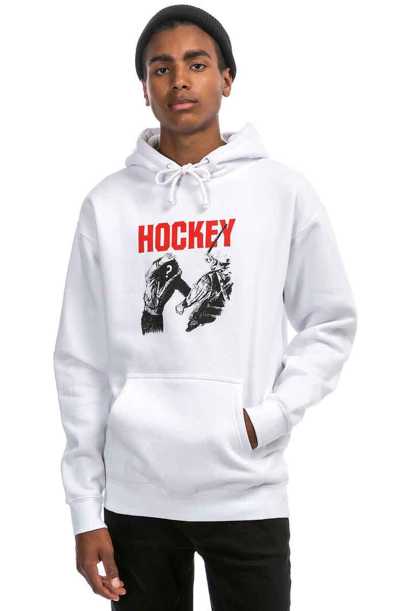 df32e62be1fa HOCKEY Unidentified Hoodie (white) | #skatedeluxe #sk8dlx #streetstyle  #fashion #