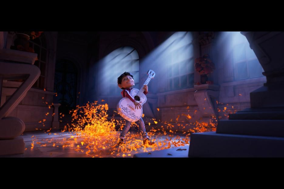 COCO Disney / Pixar Films to be Released in 2017