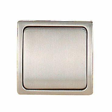 Richelieu Finger Pull Kitchen Cabinets