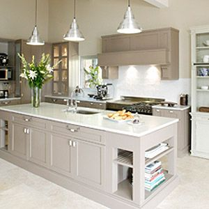 what better to go with my gray house but gray kitchen cabinets  kitchens   kitchen islands   pinterest   kitchens beautiful      rh   pinterest com