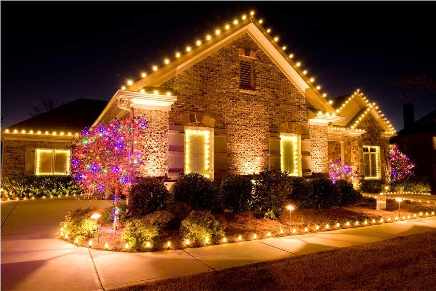 Residential Holiday Decorating And Christmas Light Service Portfolio Christmas Decor Simple Christmas Decor Christmas Home Christmas House Lights