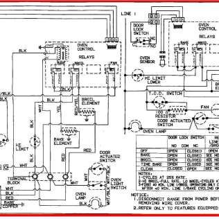 Wiring Diagram Electrical Unique Wiring Diagram For Ge Profile Stove Tierarztpraxis Ruffy Ea Of In 2020 Trailer Wiring Diagram Electrical Diagram Automotive Electrical