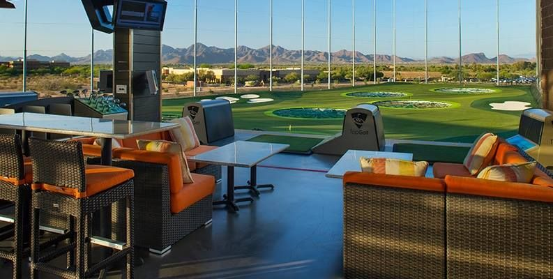 Speed dating top golf