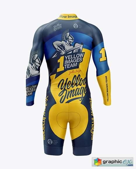 Download Men S Cycling Kit Mockup Free Download