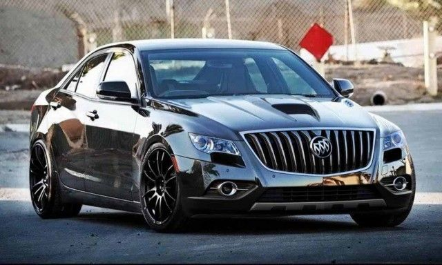 2018 Buick Grand National Price Buick Grand National 2015 Buick Buick Grand National Gnx