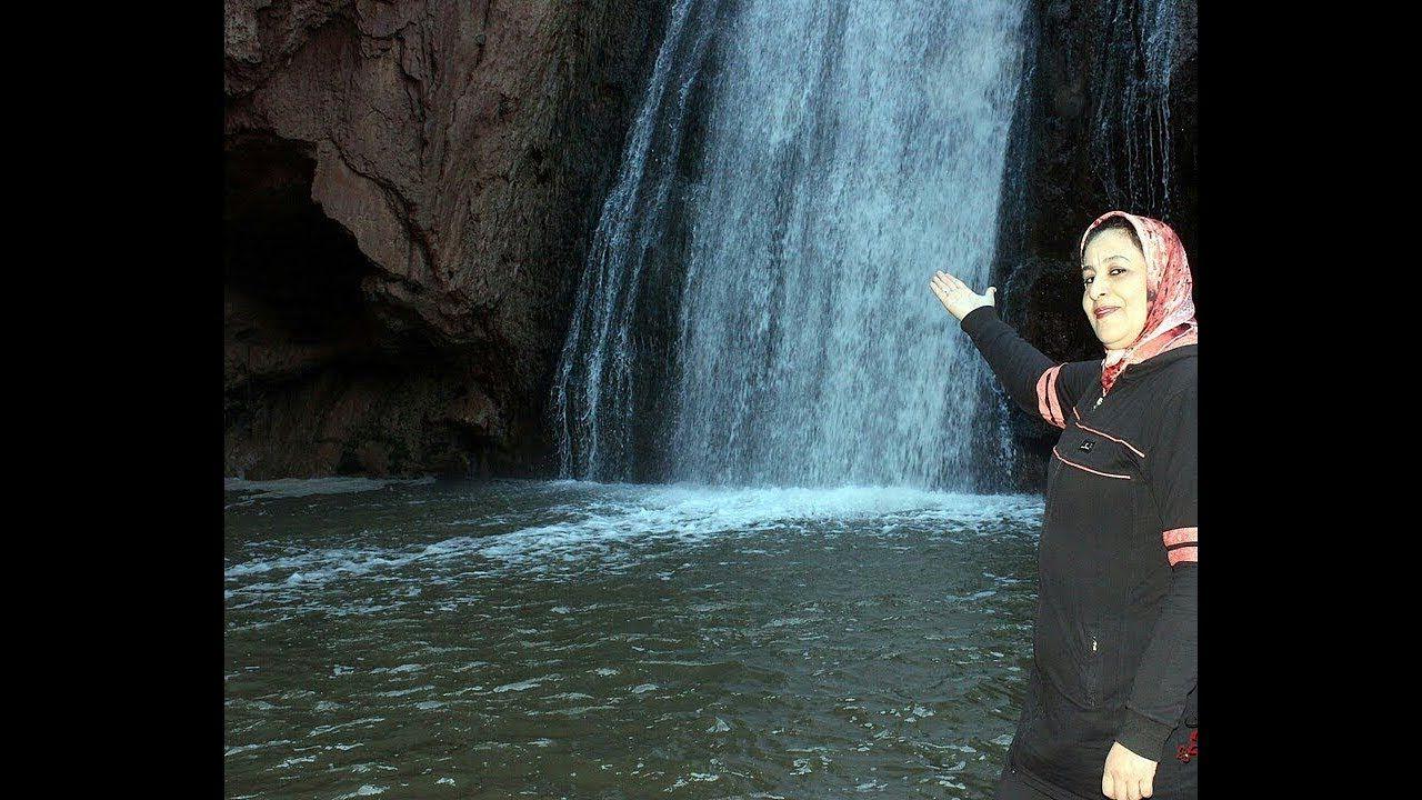 سحر منابع عيون أم الربيع اقليم خنيفرة المغرب المحطة 1 من رحلتي الى ال Waterfall Outdoor Water