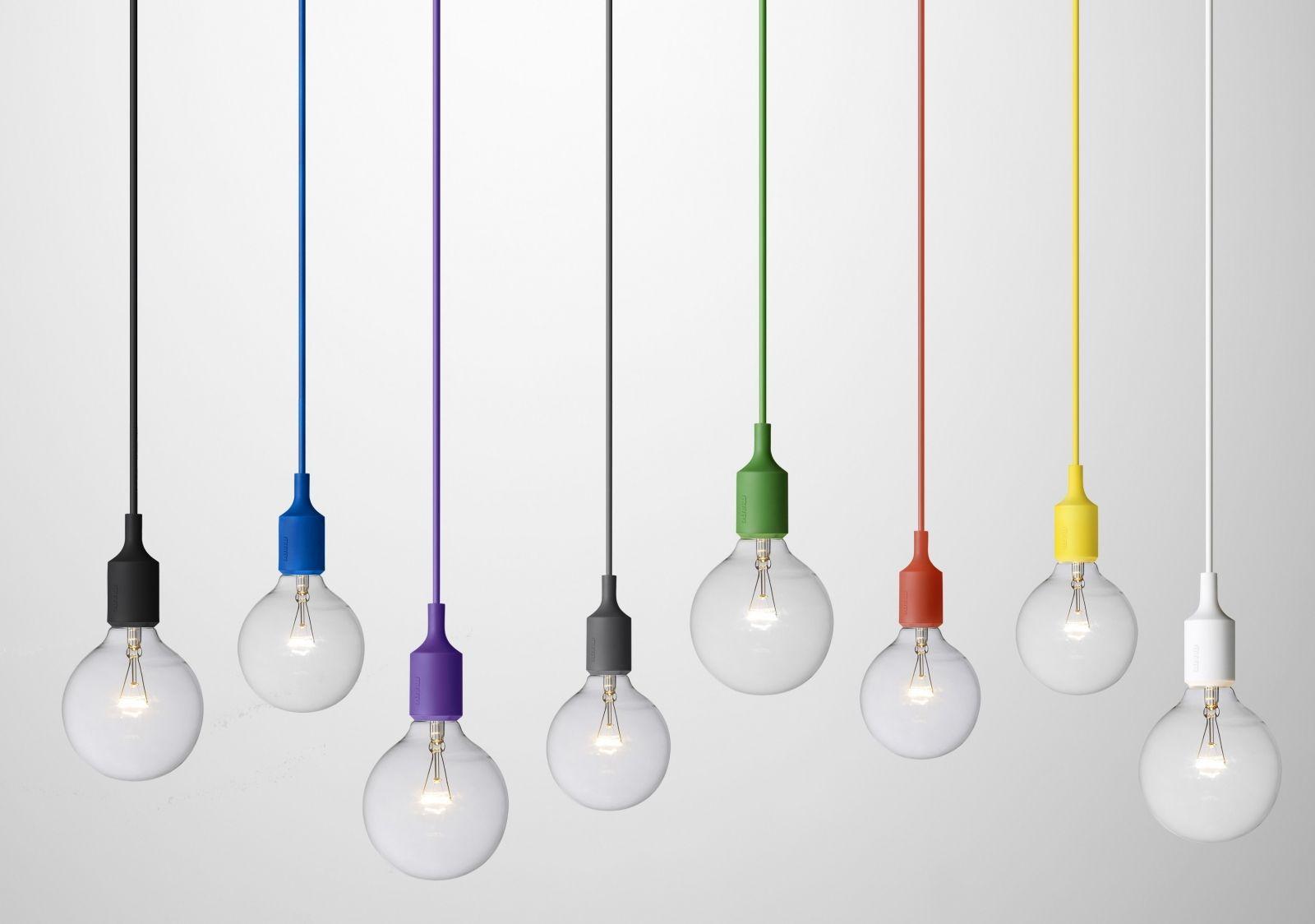 Muuto E27 Hanglamp : Muuto e hanglamp scandinavisch design lighting