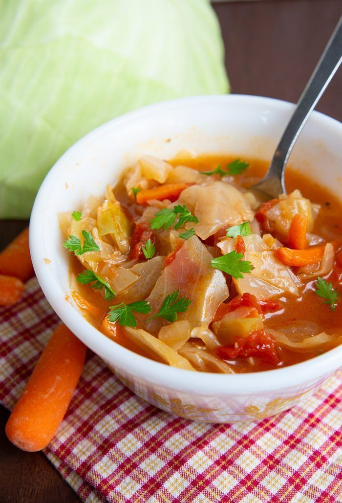 Cabbage Soup Recipe The Kitchen Magpie Makeup Tips In 2019  Makeup Recipes kitchen makeup recipes