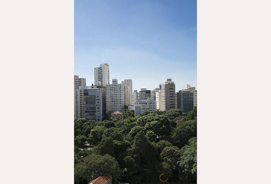 Apaixonante com vista para o Parque Buenos Aires