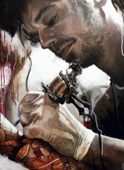 """Oxidos"" by Leandro Klapputh"