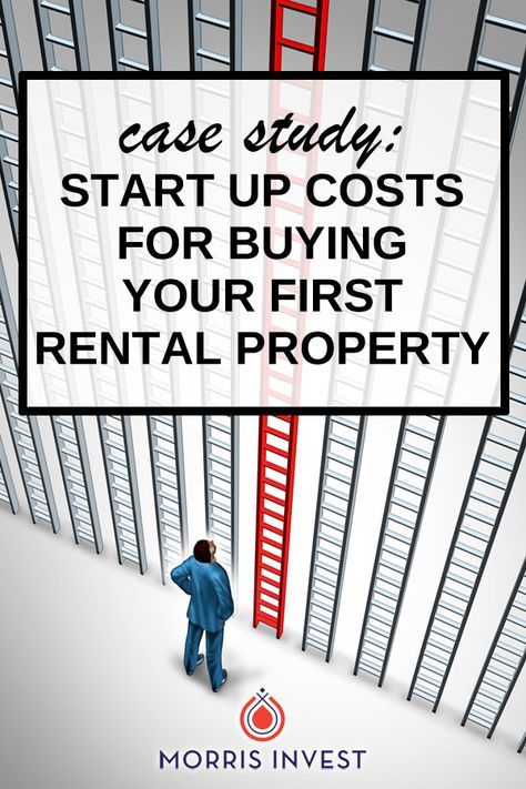 EP165 Case Study Start Up Costs for Buying Your First Rental - rental property analysis spreadsheet