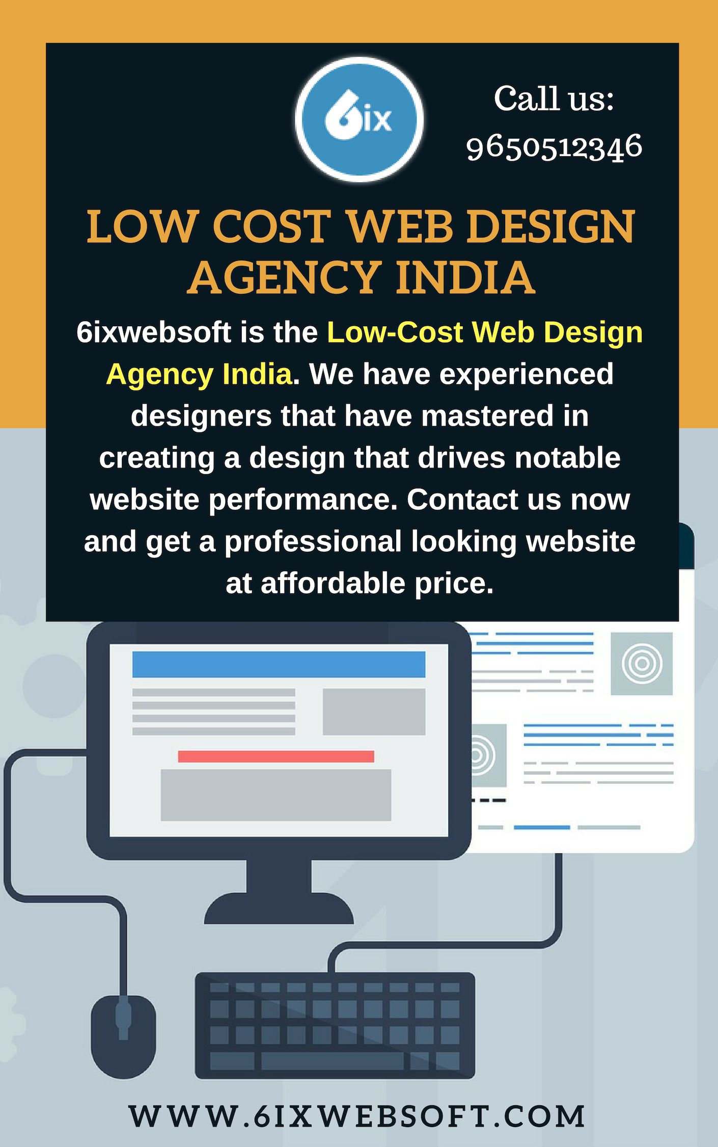 Join The Low Cost Web Design Agency India Which Enlists Top Notch Professional For Designing A Website That Not Jus Web Design Agency Website Design Web Design