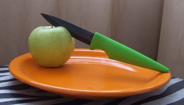 Lebendig und leistungsstark der Keramik , Kalk Kochmesser und - Arbeitsplatte Küche Edelstahl