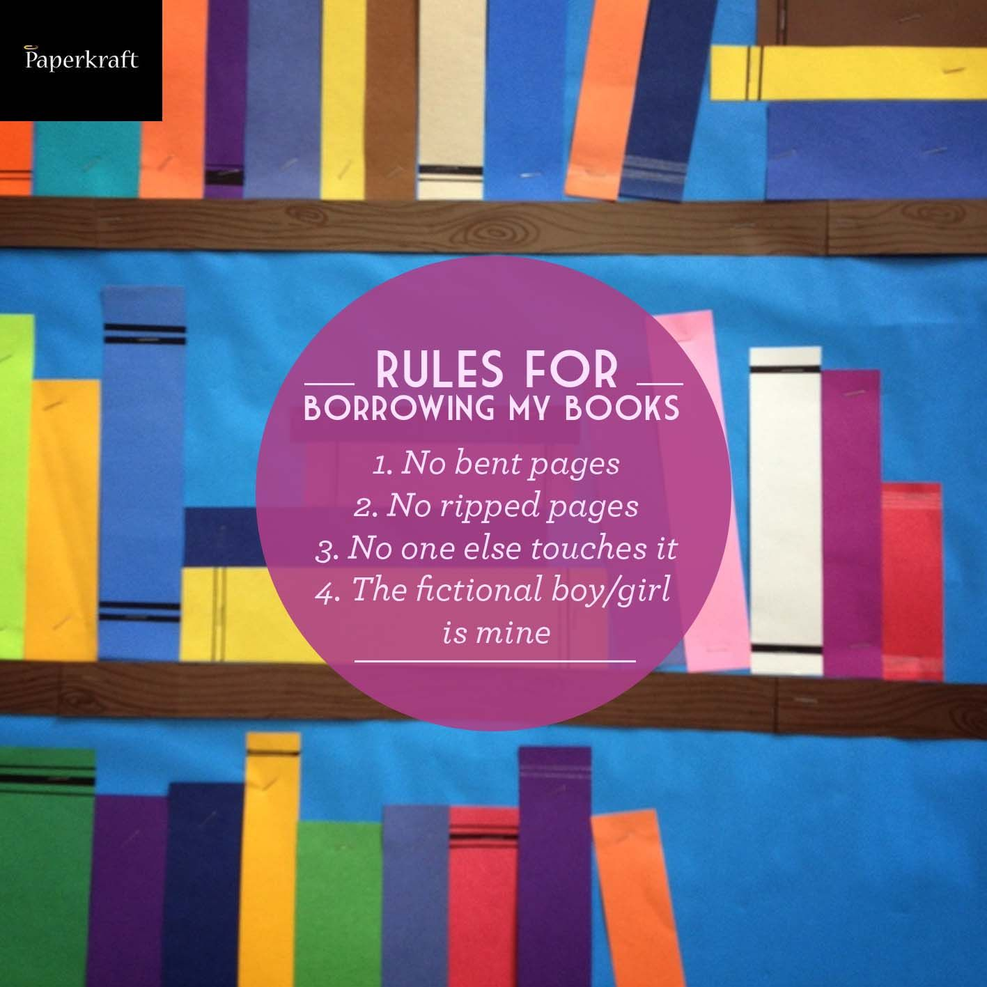 #Book #Rules