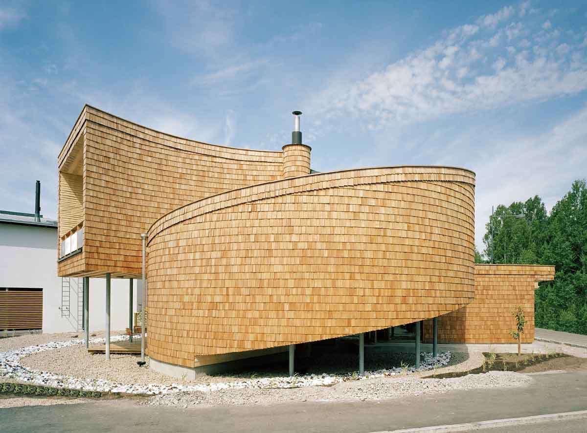 Afbeeldingsresultaat voor arquitectura nordica