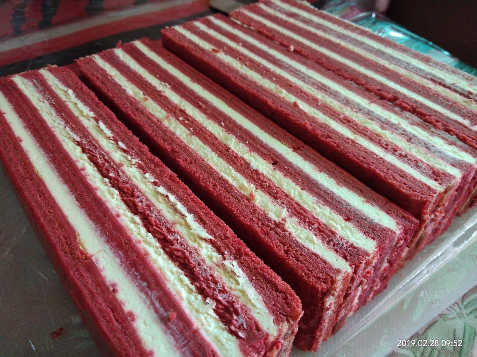 Pin On Kek Lapis Sarawak
