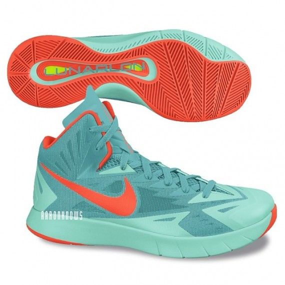 nike hyperquickness 2014 kicks and under nike