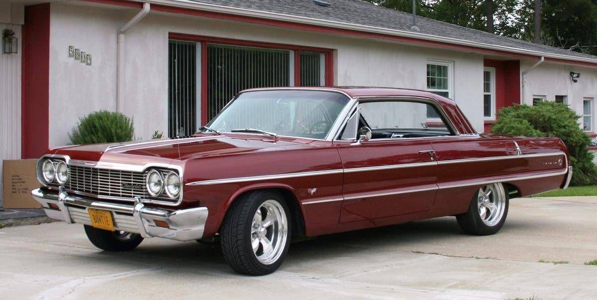 1964 Chevrolet Impala Soprt Coupe Chevrolet Impala Chevrolet