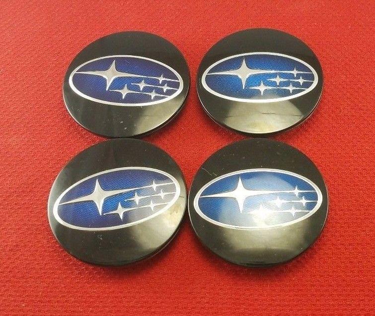 15 16 17 Oem Subaru Legacy Wheel Center Caps Set Of 4 P N 28821va000 Subaru Hubcaps Center Caps Subaru Legacy Subaru Cap
